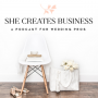 Artwork for Tip Tuesday: THE BOOK LAUNCH! Pre-Order Your Copy of She Creates Business, a Book for Wedding Pros Today!