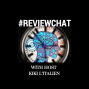 Artwork for #ReviewChat: In-Person Realtime Reviews