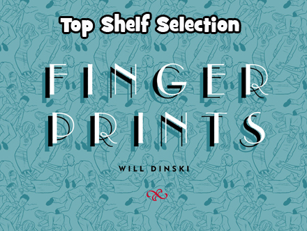 Cammy's Comic Corner - Fingerprints (Top Shelf)