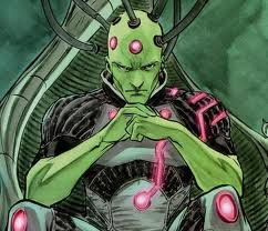 Heroes and Villains 52: Brainiac with Joe from Geeky Faucet