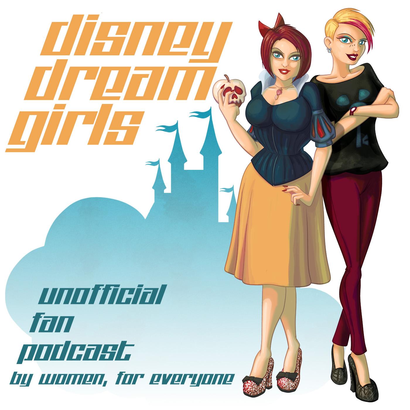 365 - The Disney Dream Girls Podcast show art