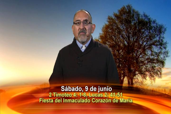 Artwork for Dios te Habla con Fr. Roberto Flores, SVD;  Tema el hoy:Fiesta del Inmaculado Corazón de María