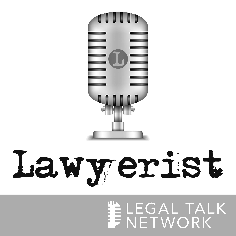 Lawyerist Podcast show art