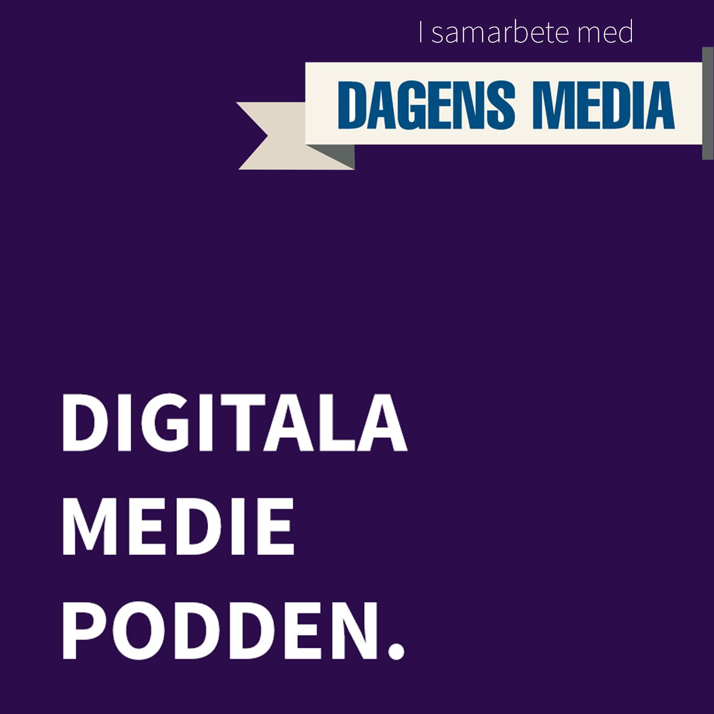 Digitala medie-podden show art