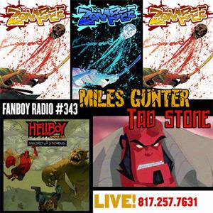 Fanboy Radio #343 - Tad Stones & Miles Gunter
