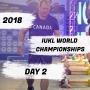 Artwork for 2018 IUKL World Championships - Day 2 Recap