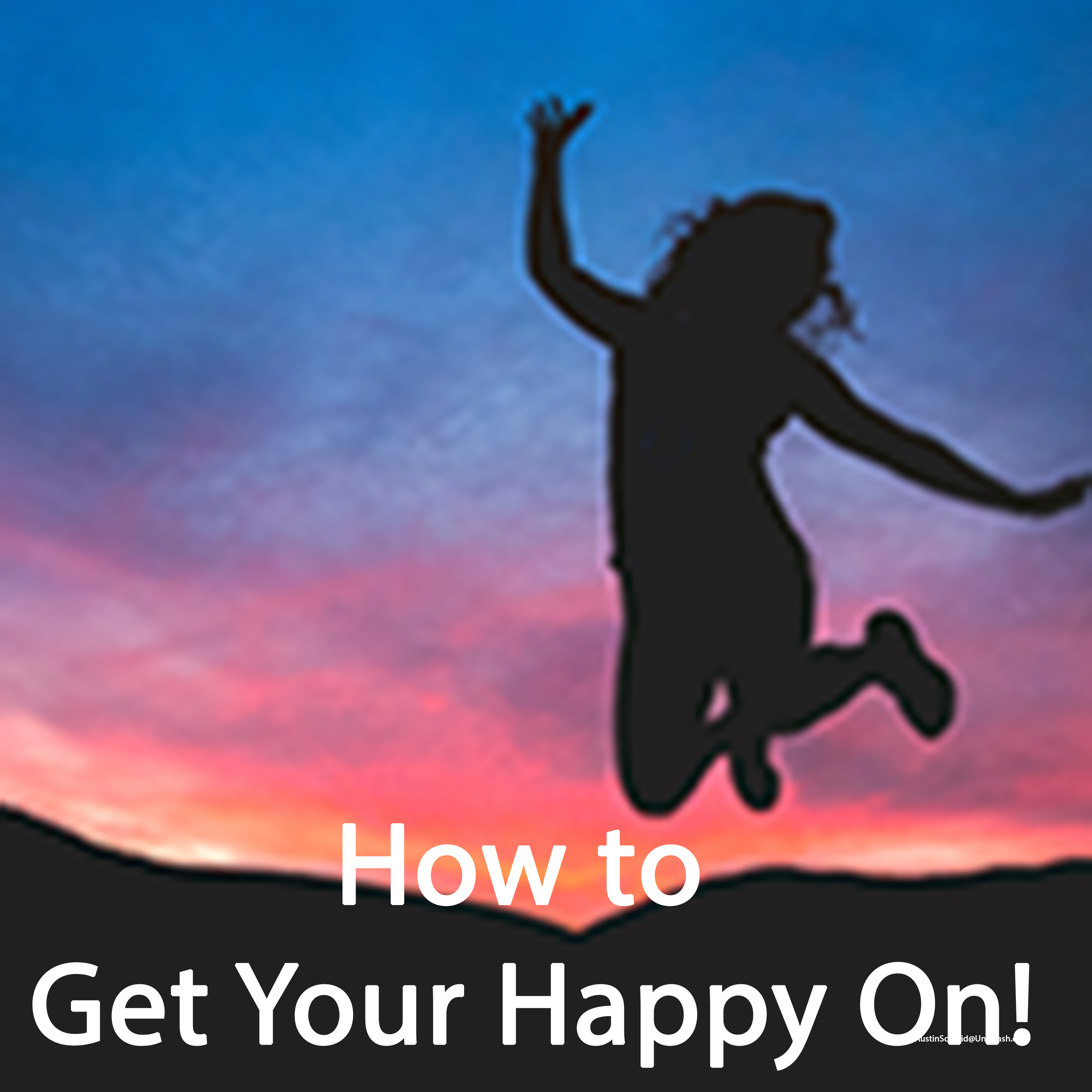 How To Get Your Happy On show art