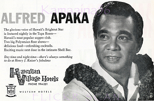 Hawaii Calls – Alfred Apaka (Part 4)