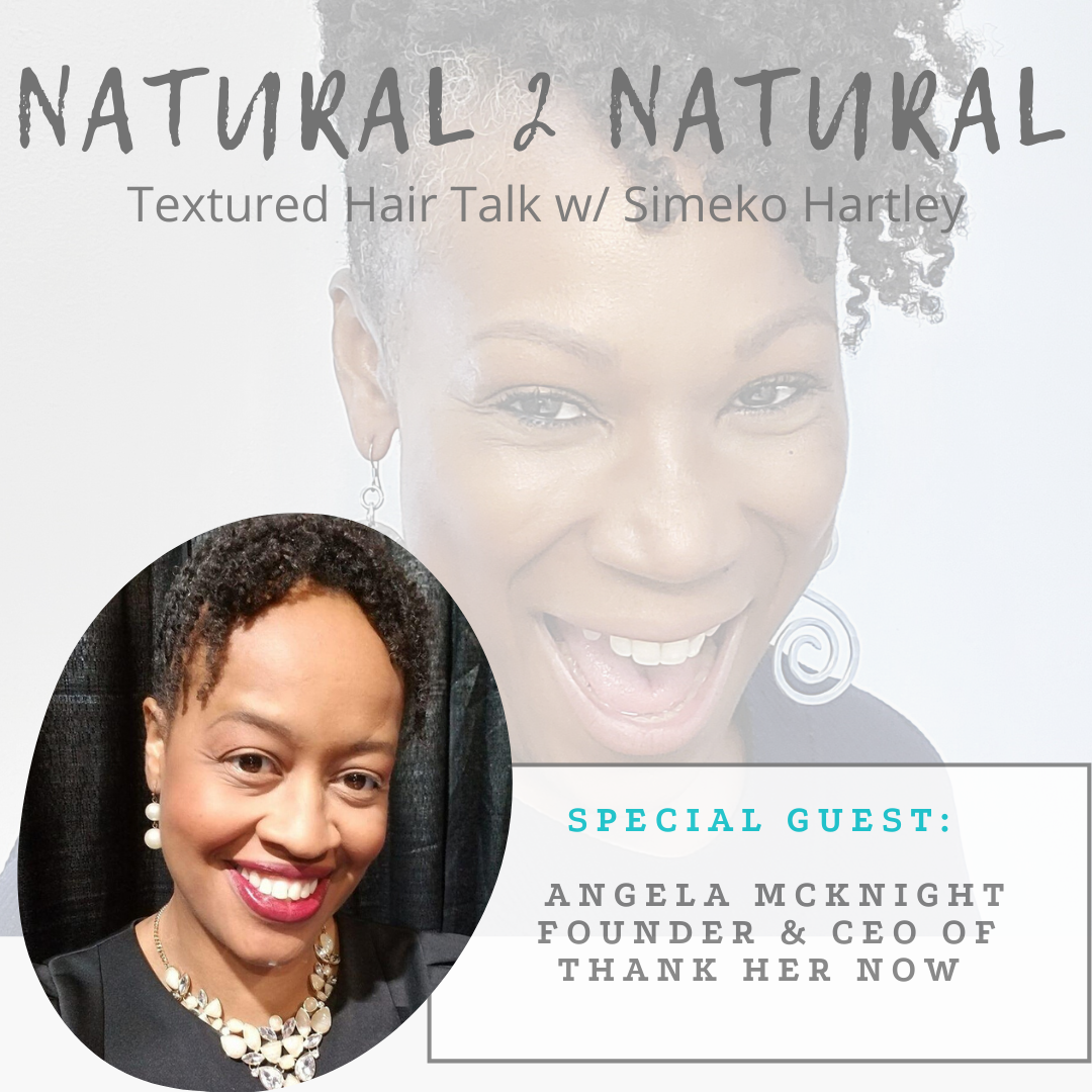 Episode #5 - Her Hair Story w/ Angela McKnight show art
