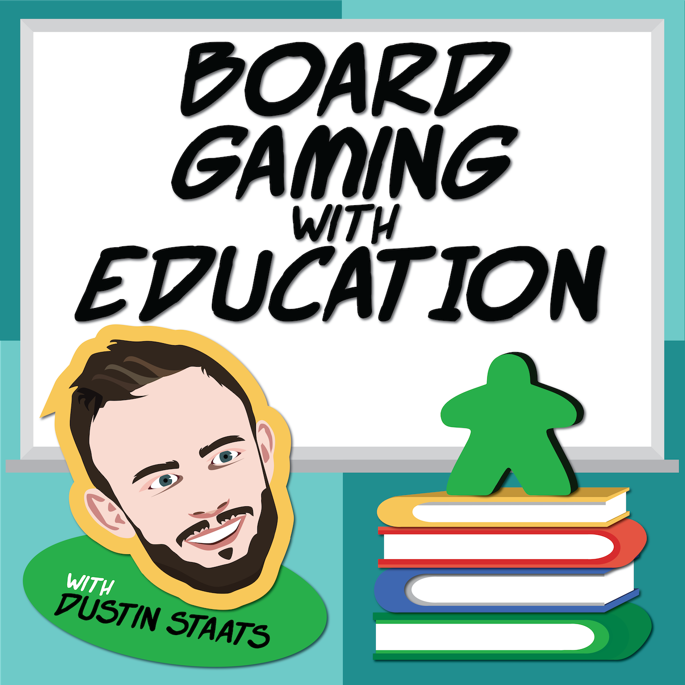 Episode 146 - Using Tabletop Games In-Person in a Socially Distanced Classroom