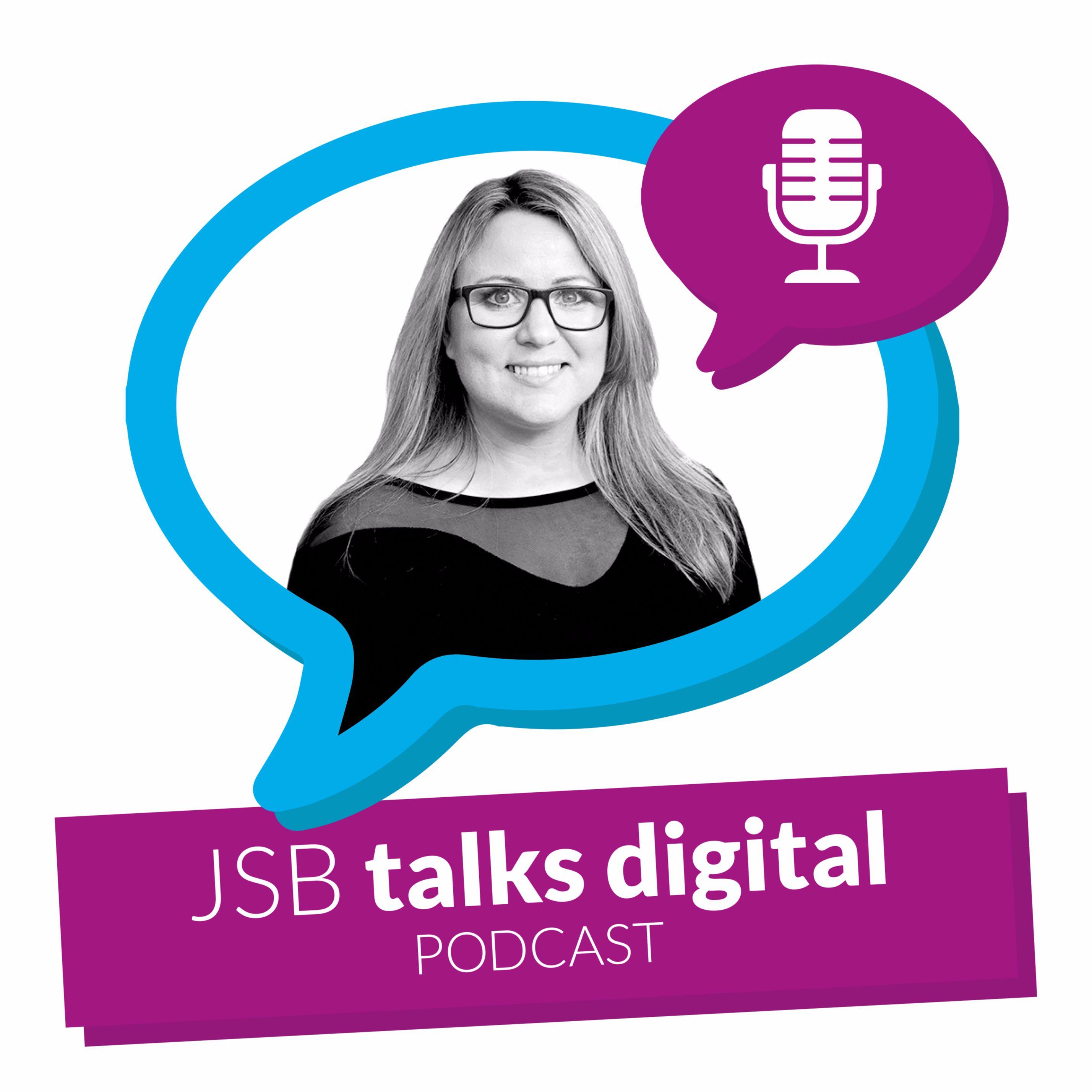 JS Talks Digital – Public Sector Marketing Podcast show art