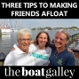 Artwork for Three Tips for Making Friends Afloat