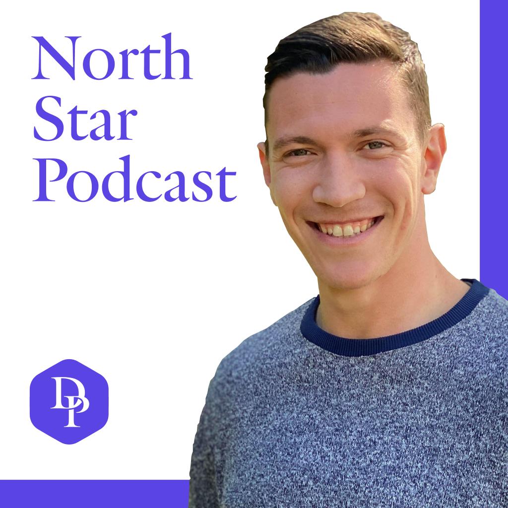 North Star Podcast show art