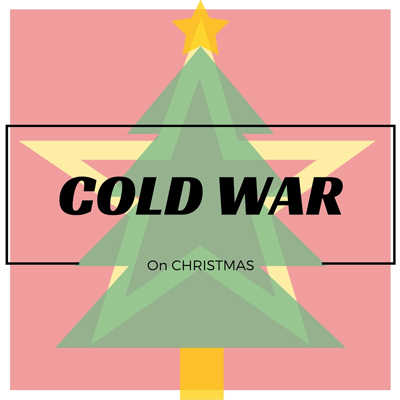 Cold War on Christmas (Repeat) | Sleep With Me #176