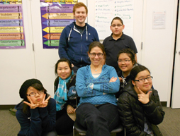 Troutdale Teen Council on KBOO: The Letter C