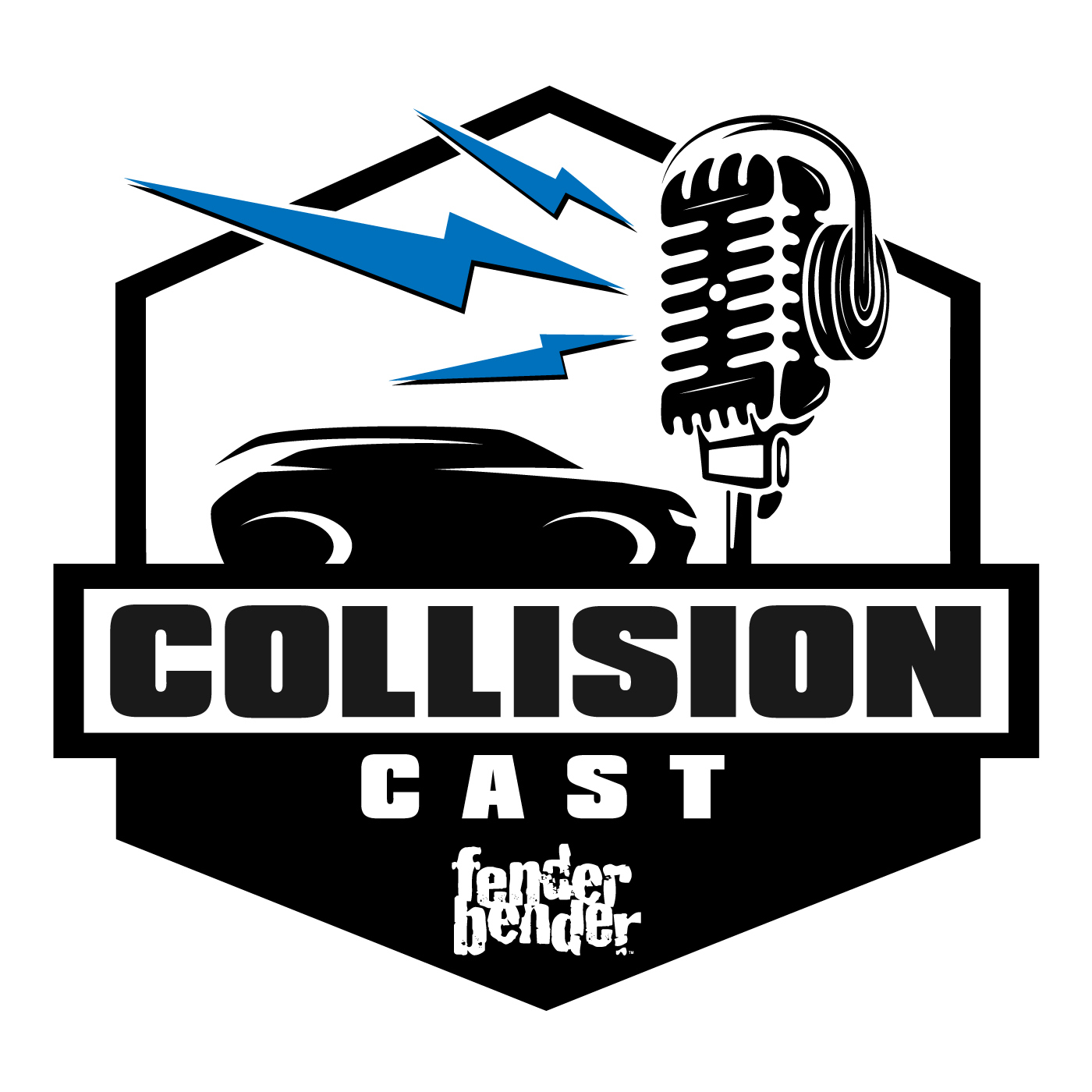 CollisionCast show art