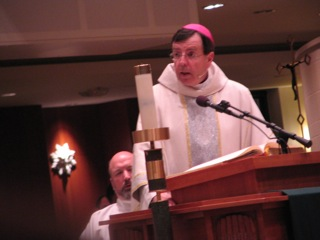 Archbishop Allen Vigneron-Feast of the Presentation of the Lord