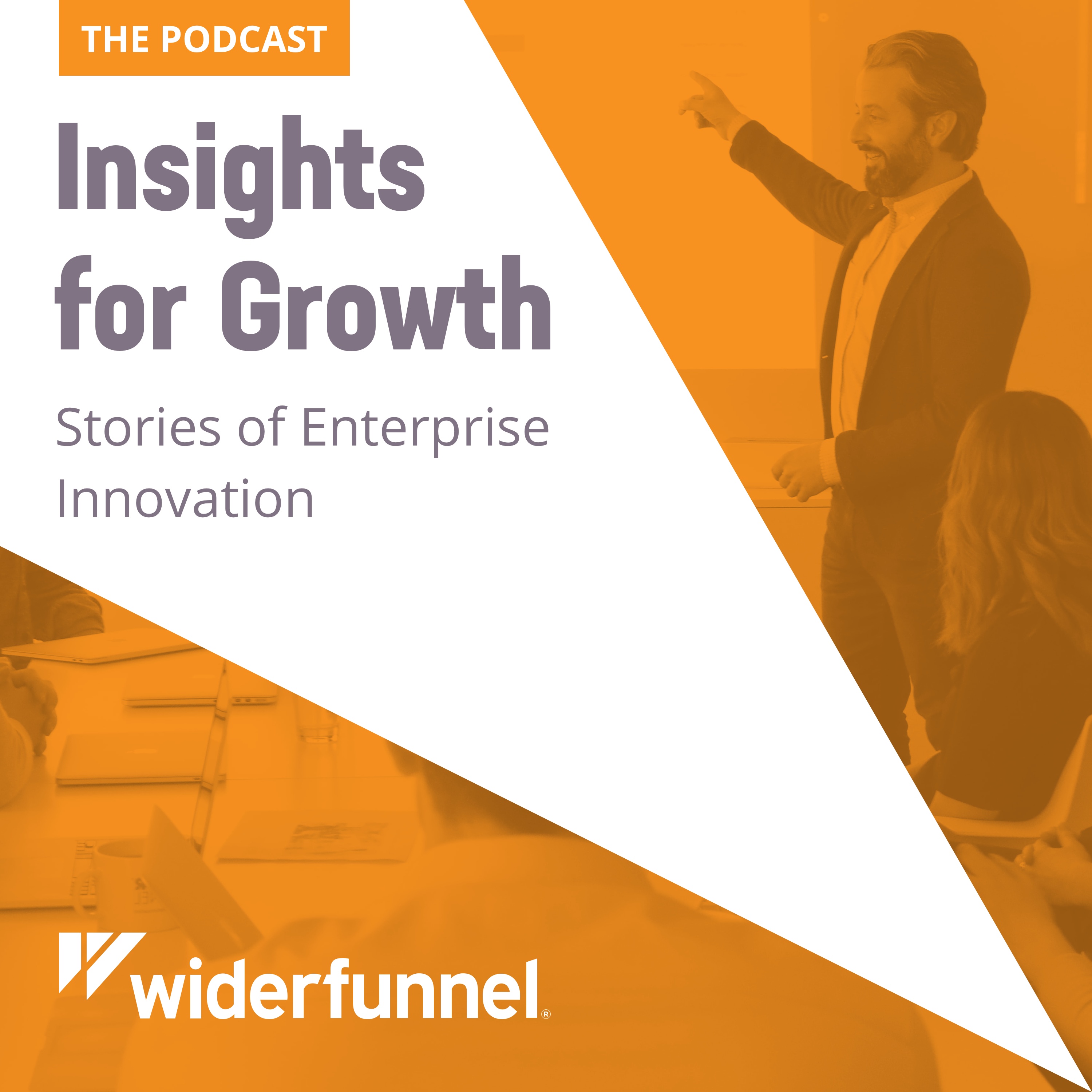 Insights For Growth: Stories of Enterprise Innovation show art