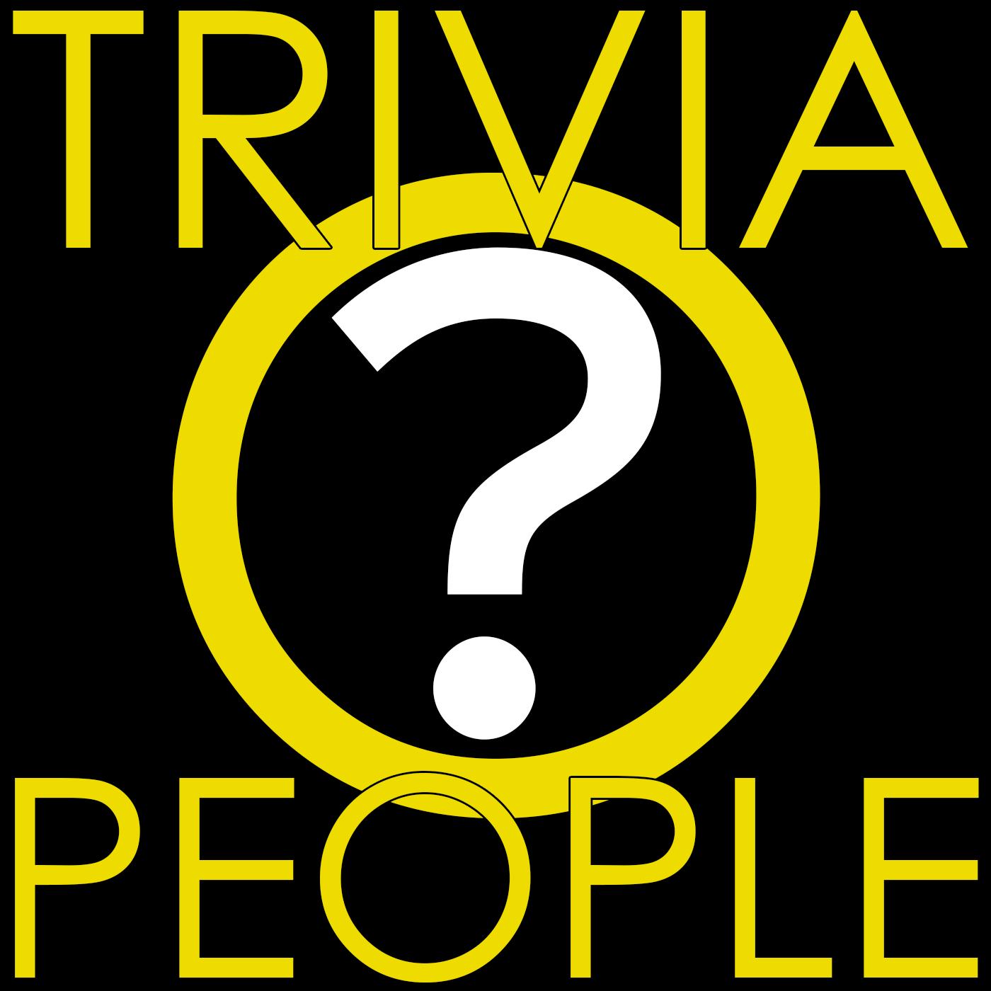 Trivia People show art