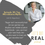 Artwork for Top Microbiome Myths with Dr. Megan Rossi