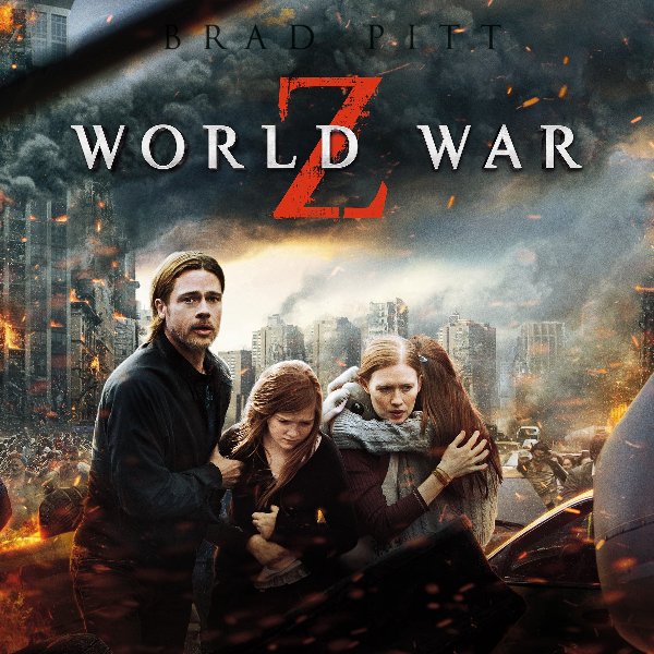 Dead Air: Episode 32 - World War Z (2013)