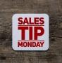 Artwork for Sales Tip Monday - Live with Abundance - Steve Dailey
