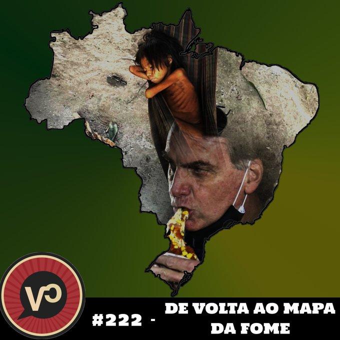 """#222 """"De volta ao mapa da fome"""" - com Denise de Sordi"""
