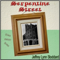 Cover for 'Serpentine Street'