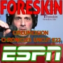 Artwork for CC Uncut #22: ESPN Lafern Cusack | Six Awesome Things To Know About Foreskin