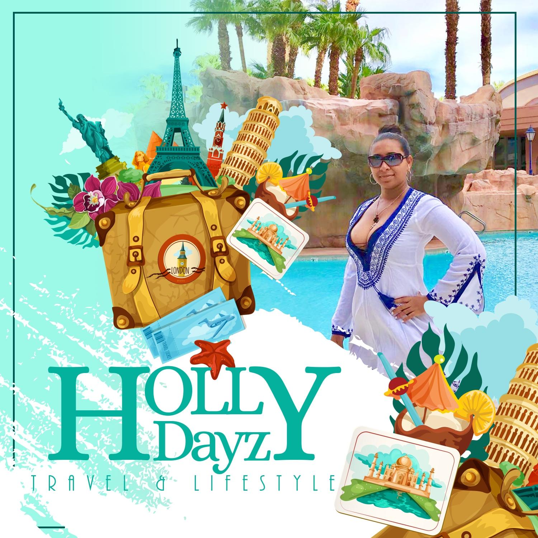 HollyDayz Travel & Lifestyle Trailer