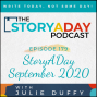 Artwork for 179 - StoryADay September - Join us?