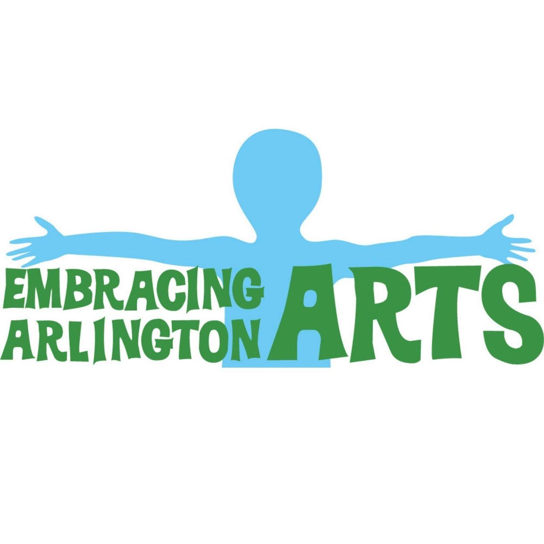 Embracing Arlington Arts Talks show art