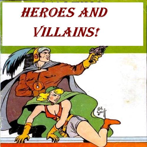 Heroes and Villains 22: General Zod with Jordan Phegley