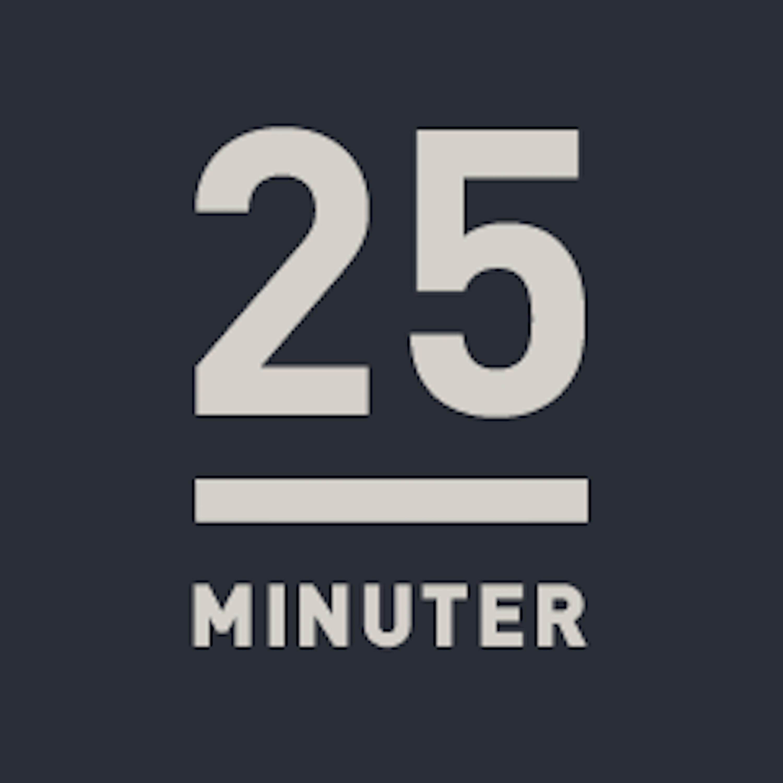 25 minuter show art