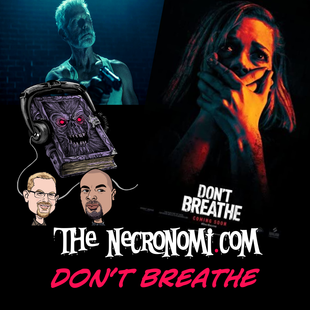 The Social Commentary in DON'T BREATHE show art