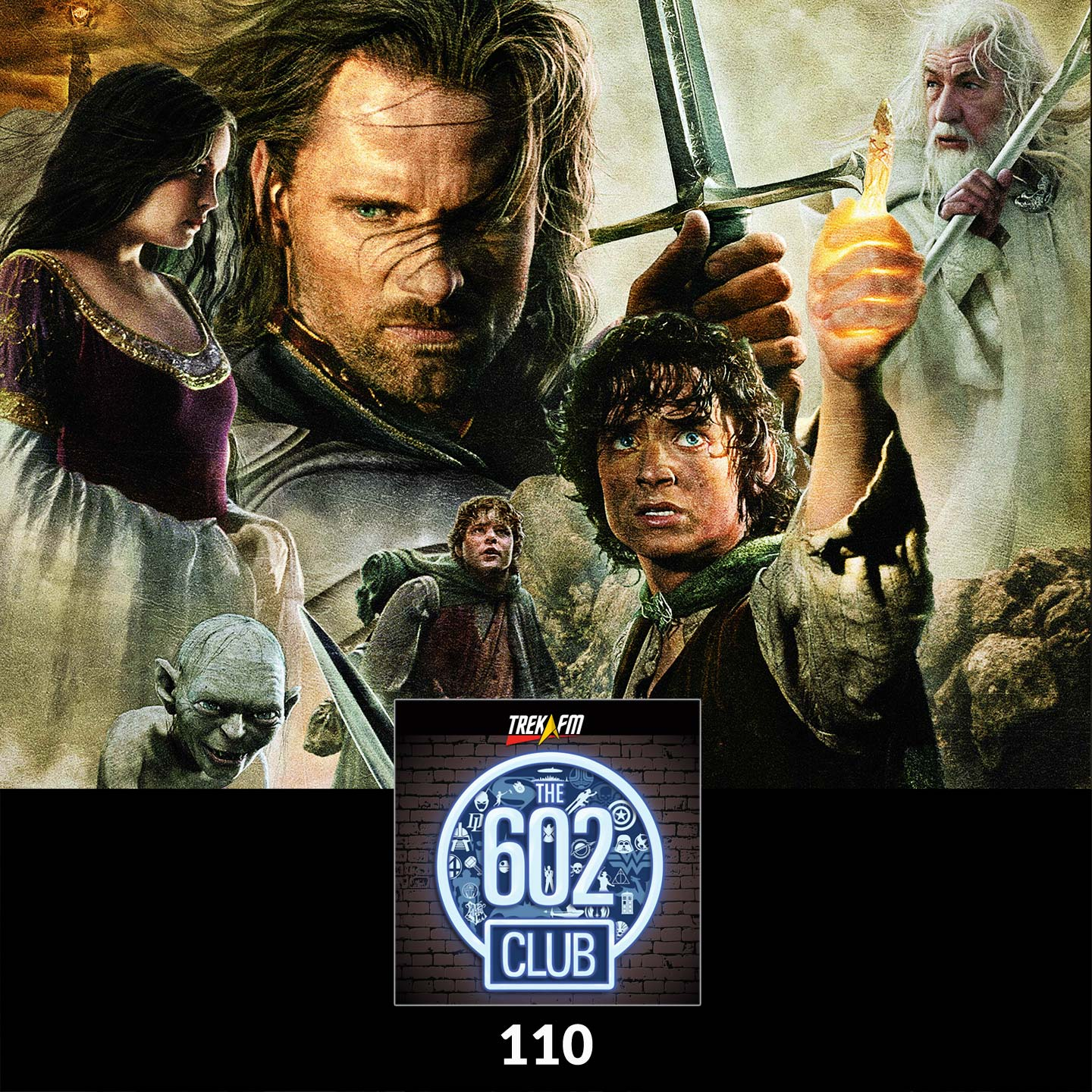 110: Middle Earth Victory Tour