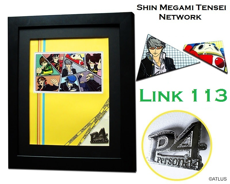 Link 113-$200+ P4 Pin Sets