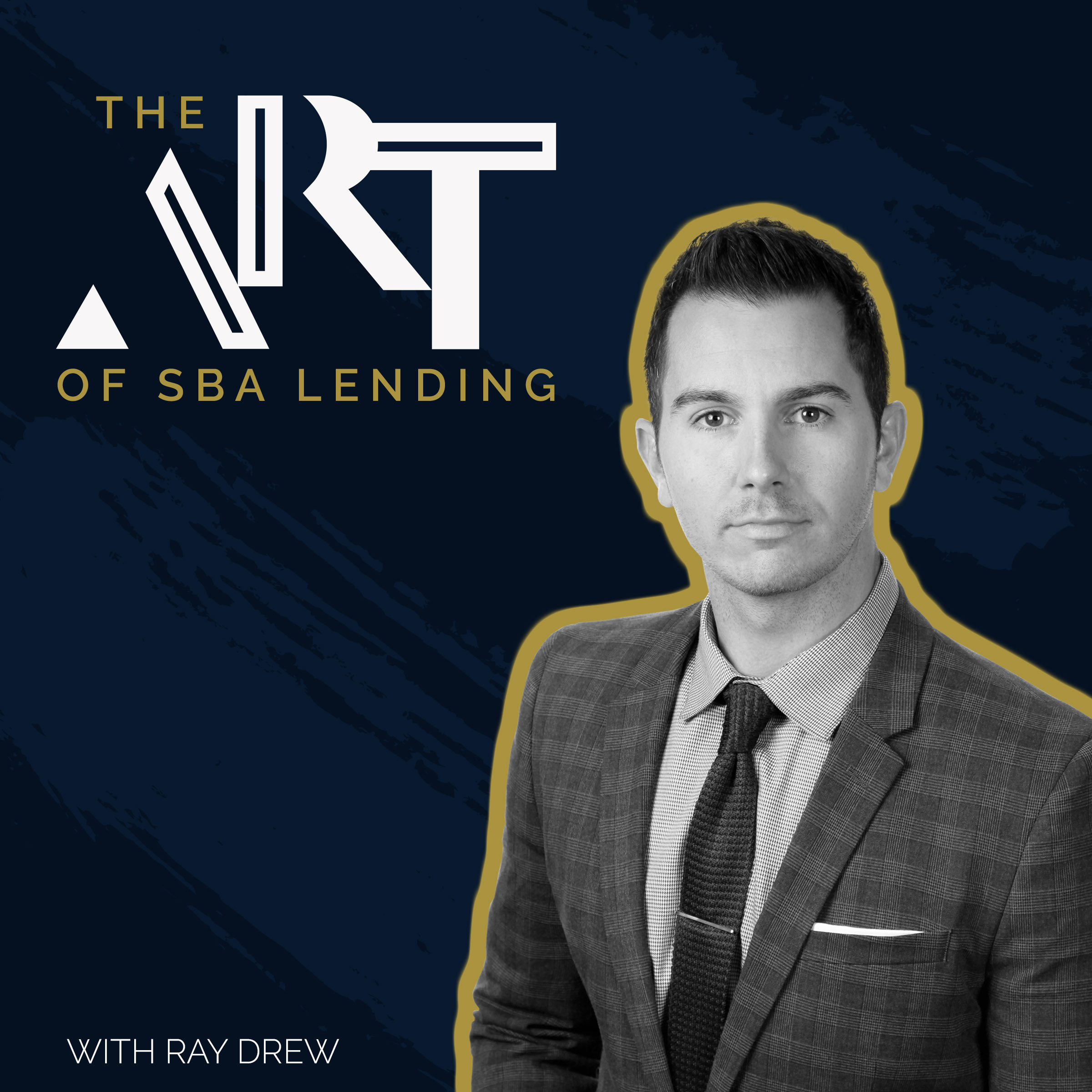 California's rising SBA star Scott Cisneros talks shop | Ep. #51 show art