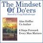 Artwork for Alan Hoffler Co-Author 6 Steps Forward: Every Man Matters