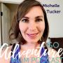 Artwork for 365 Mile Challenge Coach, Michelle Tucker, talk about self-care