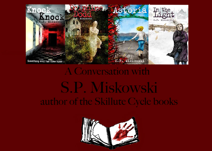 Something Red Episode 3: A Conversation with S.P. Miskowski