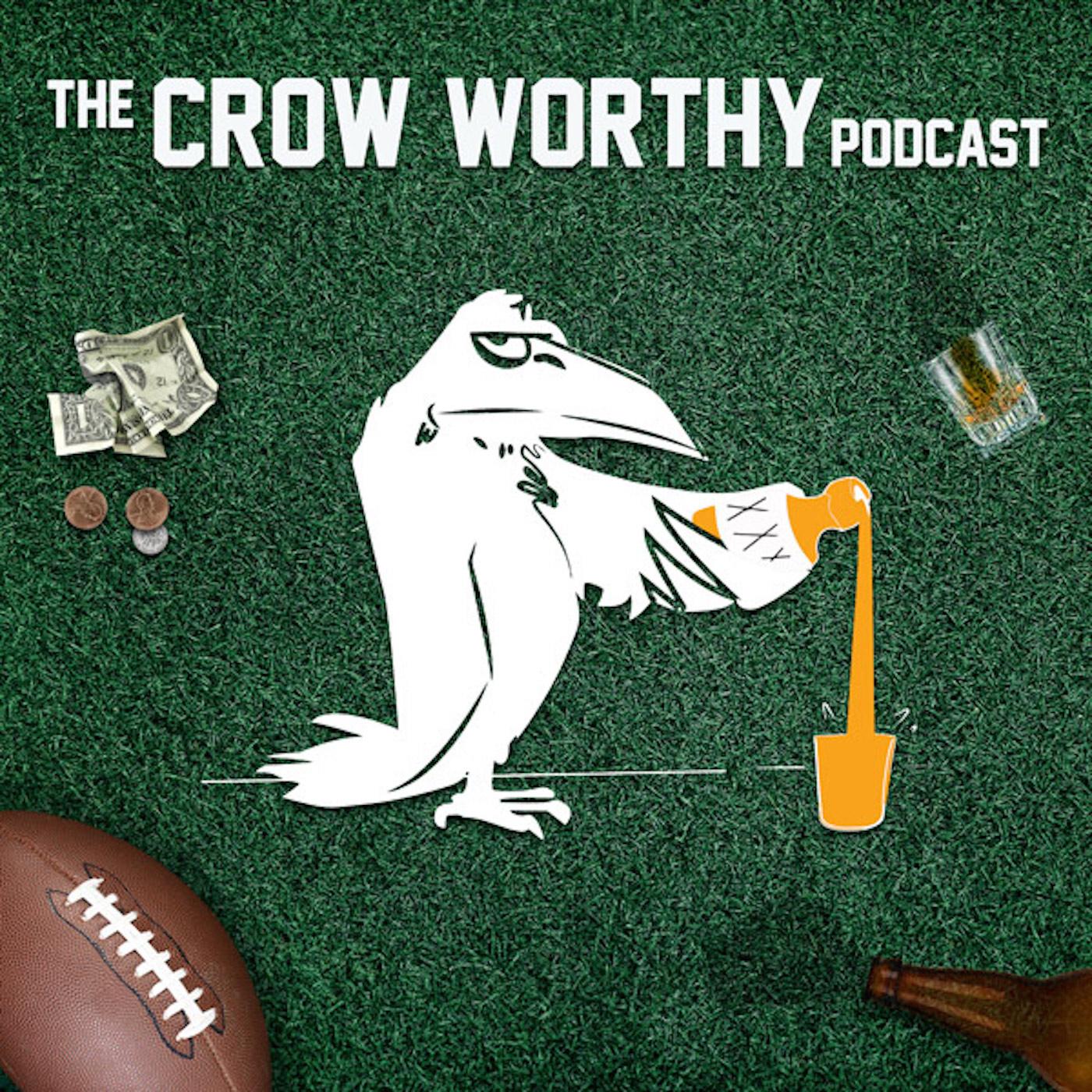 The Crow Worthy Podcast  logo