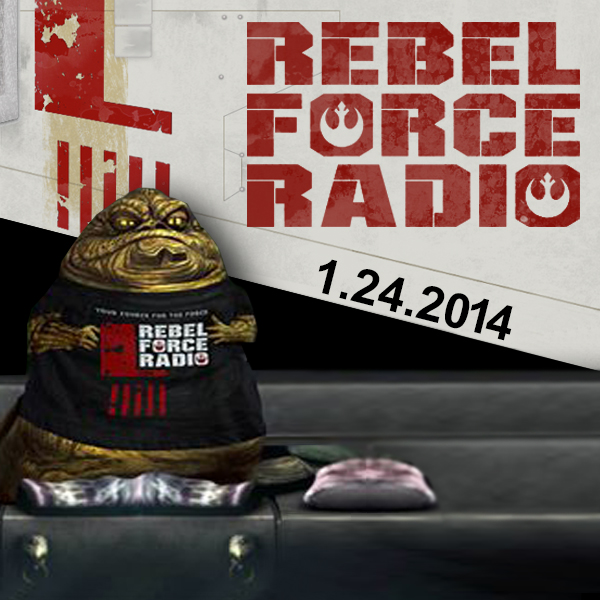 RebelForce Radio: January 24, 2014