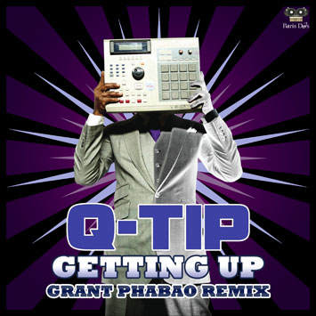 Q-Tip - Getting Up (Grant Phabao Remix)