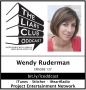 Artwork for The Liars Club Oddcast # 137 | Wendy Ruderman, Pulitzer Prize-Winning Journalist and Nonfiction Author