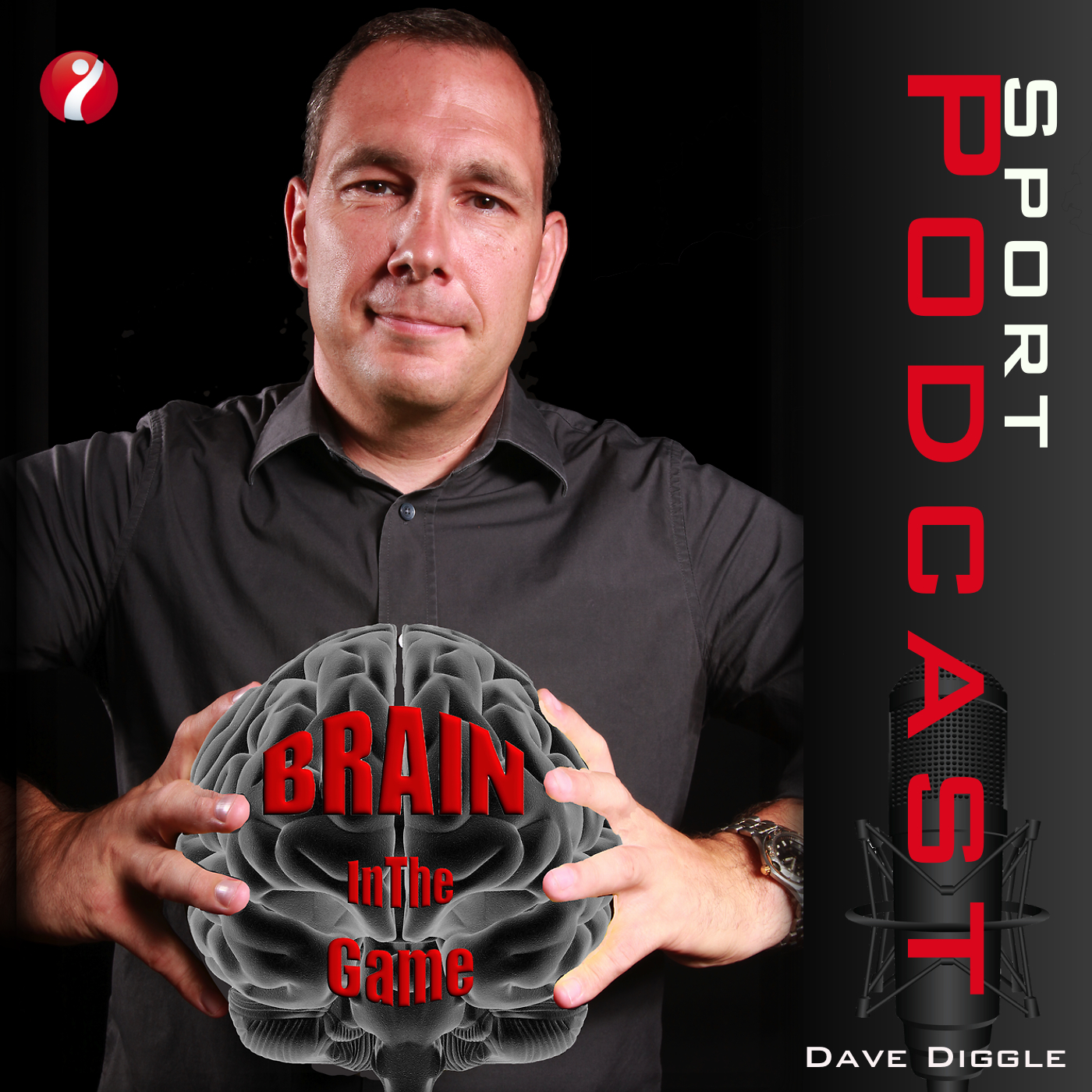 Brain In The Game Sport Mind Coaching Podcast show art