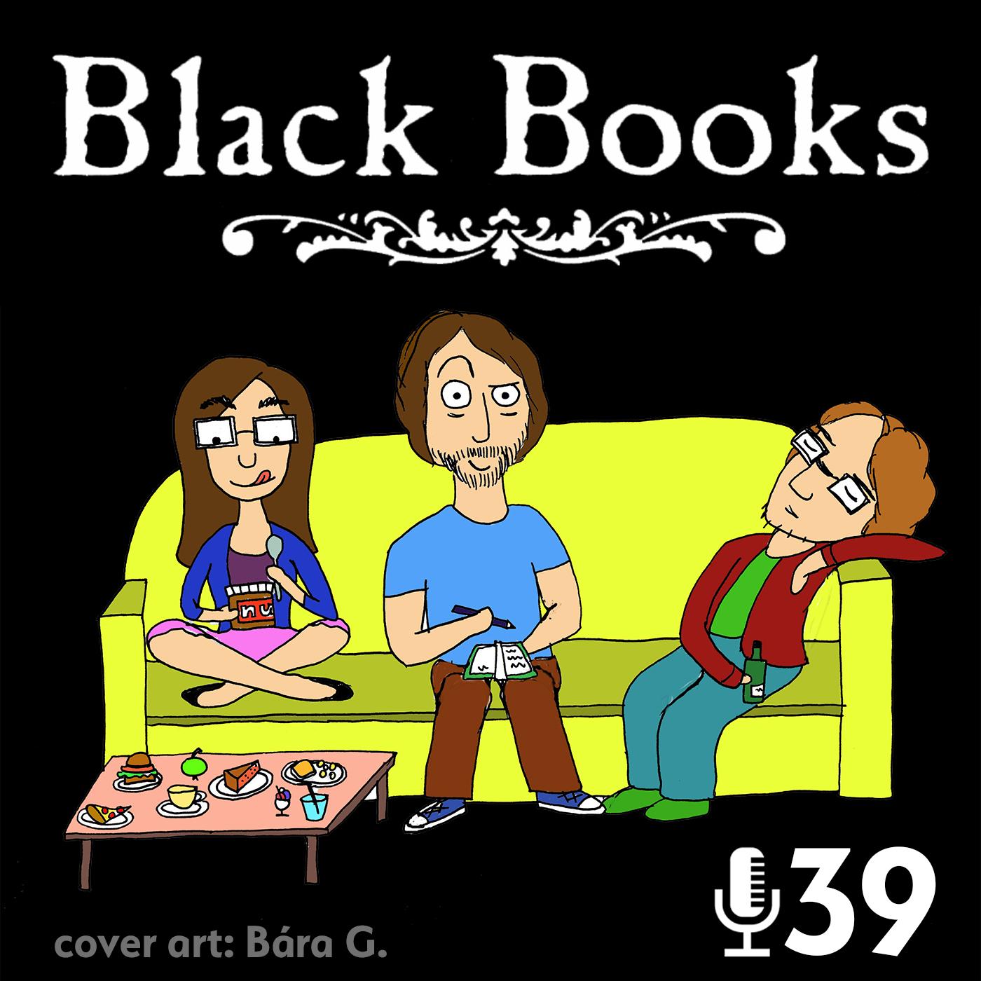 Epizoda 39 - Black Books