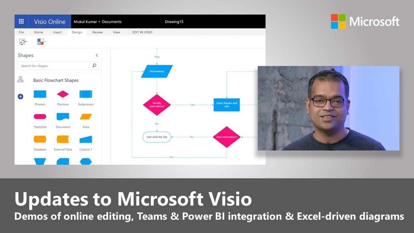Artwork for Updates to Microsoft Visio