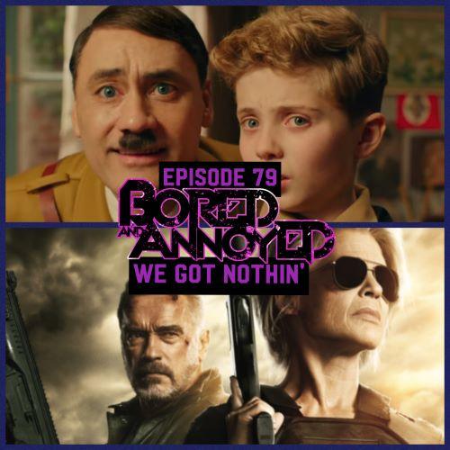 Episode 79 - We Got Nothin