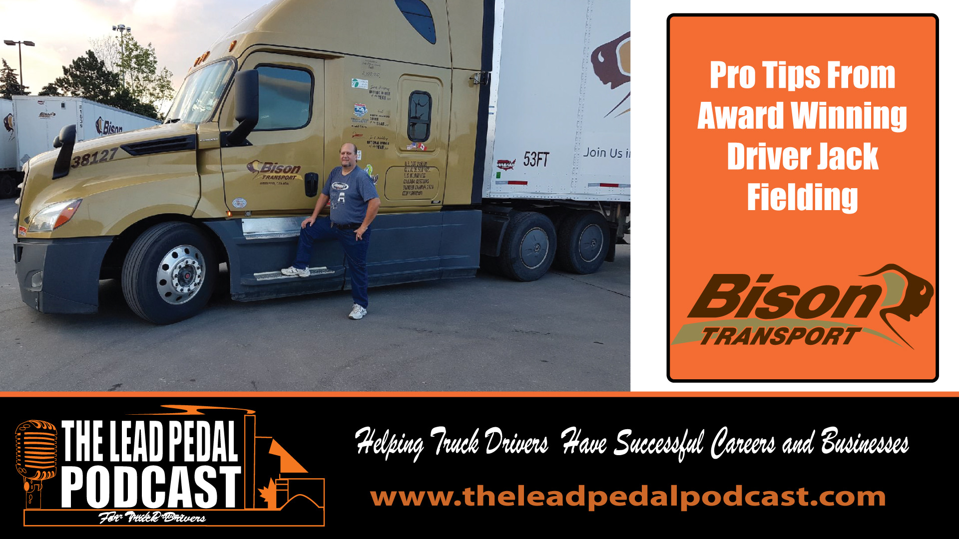 Award Winning trucking Tips from Bison Transport
